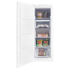 Beko FFG1545W Tall Freezer, Freezer Guard Technology, Down To -15C, (Outbuilding) Frost Free
