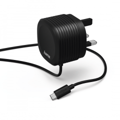 Hama 73173621 Mains Charger Micro USB, 2.4A, Fast Charging.