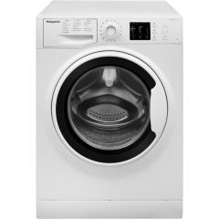 Hotpoint NM10944WW 9Kg Washer 1400Spin - Steam