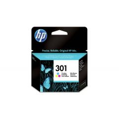Hp 301 TRI COLOUR 301 Tri Colour Ink