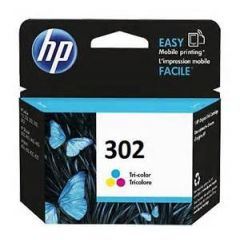 Hp 302 TRICOLOUR 302 Tricolour Ink