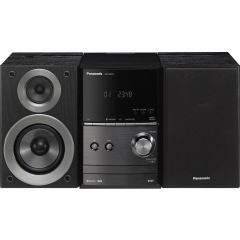 Panasonic SC-PM602EB-K 40W Micro Hi-Fi CD System With DAB