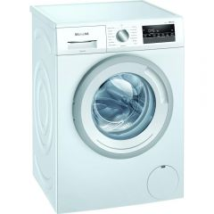 Siemens WM12N202GB 8Kg, 1200 Rpm, Iqdrive, Varioperfect, Rapid 15, Time Delay/Time Remaining