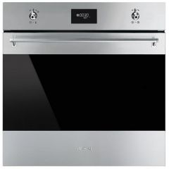 Smeg SFP6378X 60Cm Single Oven - Pyrolytic Multifunction