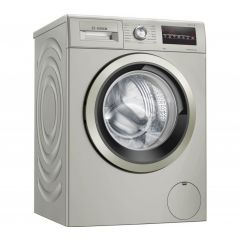 Bosch WAN282X1GB Serie | 4, Washing Machine, Front Loader, 8 Kg, 1400 Rpm Silver Inox