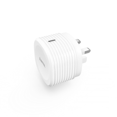 Hama 73210588 Charger With USB-C, 20W, Turbo Fast White