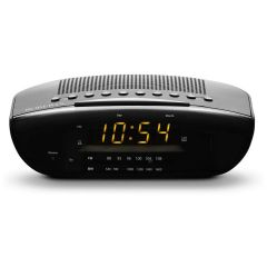 Roberts Radio CR9971B Chronologic VI Alarm Clock Radio in Black
