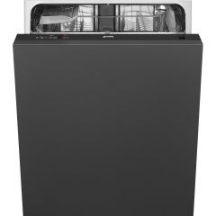 Smeg DI12E1 Fully integrated dishwasher