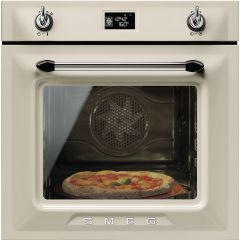 Smeg SF6922PPZE1 Victoria multifunction single oven