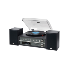 Teac MC-D800-B CD Player, Turntable System, Bluetooth