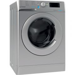 Indesit BDE861483XSUKN Freestanding Innex Washer Dryer 8Kg Wash And 6Kg Dry 1400Spin Silver Push Go
