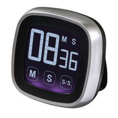 Xavax 00095321 Kitchen Timer `Touch` With Countdown And Stopwatch